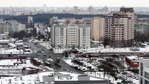 Maksim Shved, Minsk, Belarus