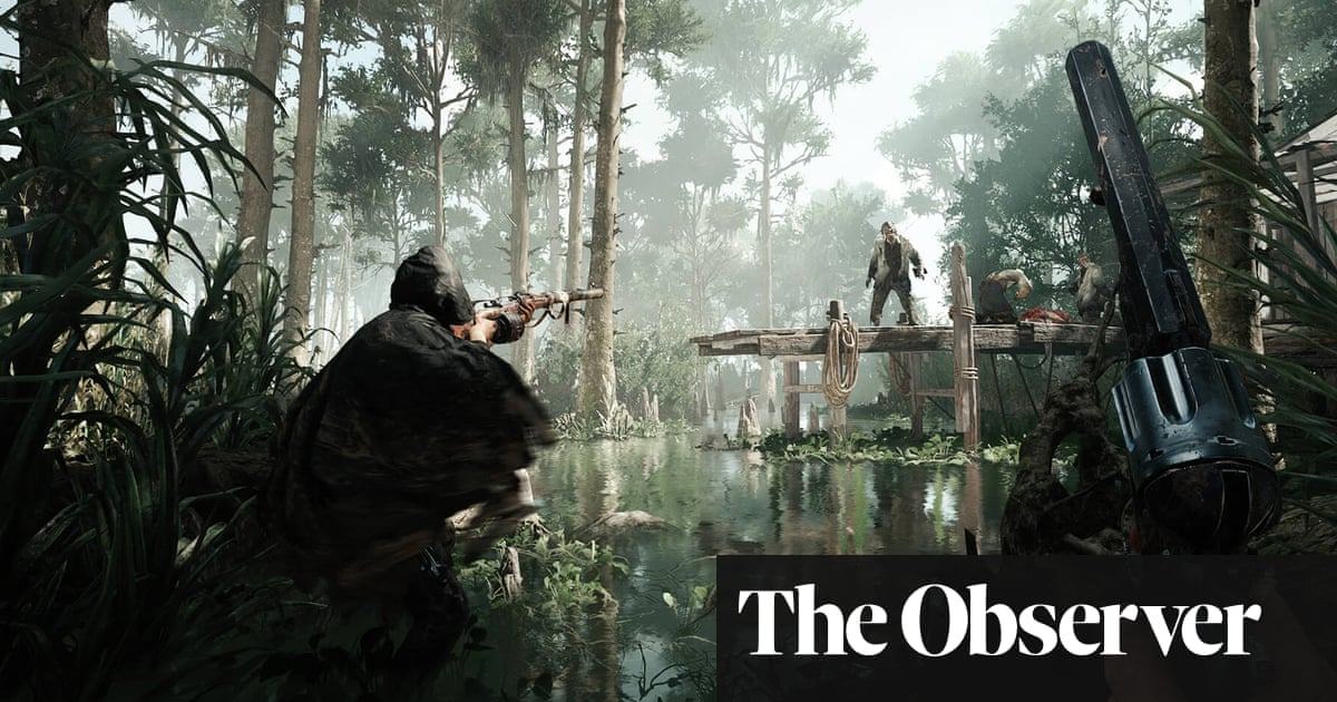 Hunt: Showdown review – at once derivative and distinct | Games | The Guardian thumbnail