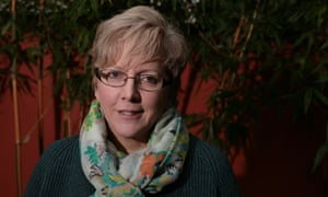 Carrie Gracie, who resigned as BBC China editor over unequal pay