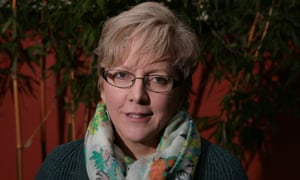 BBC China editor Carrie Gracie: 'The level of oppression, Orwellian security is very serious.'