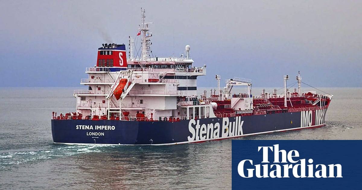 Gulf crisis: story began with UK's seizure of Iranian-flagged ship in Gibraltar