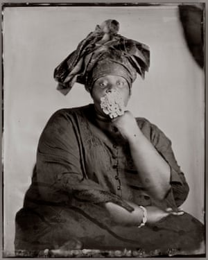 'A future she didn't see' … Peitaw (2017), from the series Dwelling, by Khadija Saye.