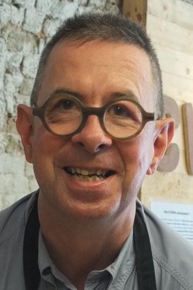 Michael Williams, Bertie's grandson.