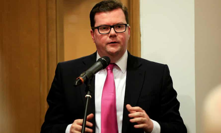 Conor McGinn, Labour MP for St Helens North