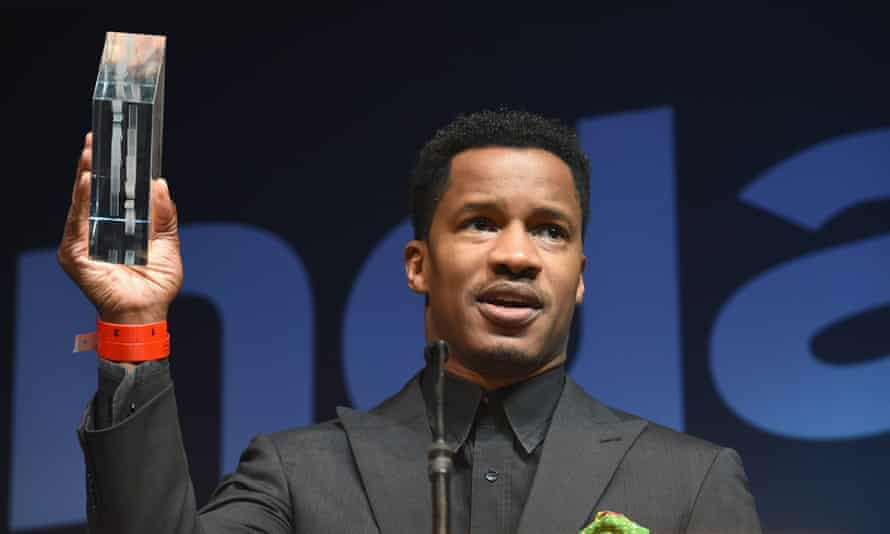 The birth of a star: Nate Parker.