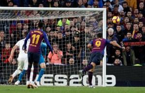 Barcelona 5-1 Real Madrid: El clásico – as it happened