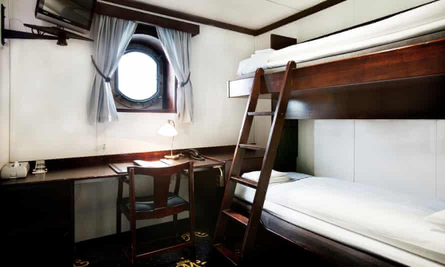 Mälardrottningen Yacht Hotel, Stockholm