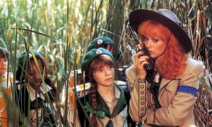 Jenny Lewis in Troop Beverly Hills, 1989.