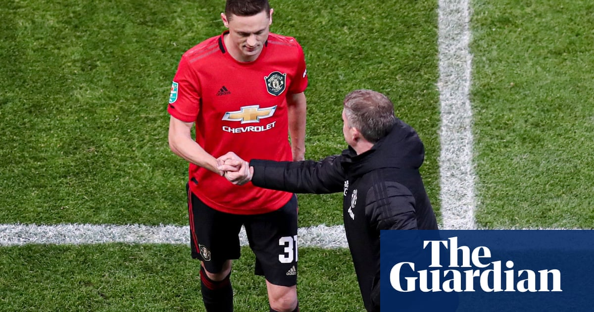 Nemanja Matic keen to extend his contract at Manchester United