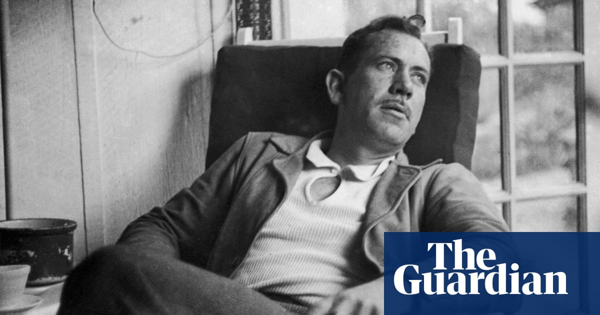 'My nerves are going fast': The Grapes of Wrath's hard road to publication