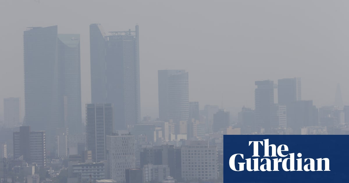 Pollutionwatch: how sources of summertime smog are changing