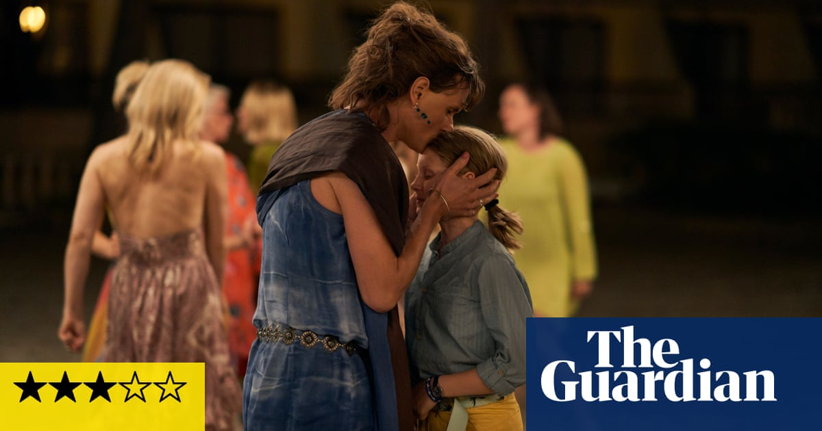 A Perfectly Normal Family review – trans drama told from the heart