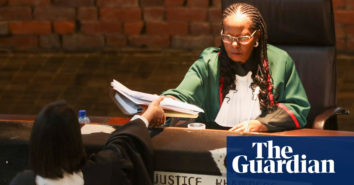 Jacob Zuma sentenced to 15 months in prison for contempt of court – video
