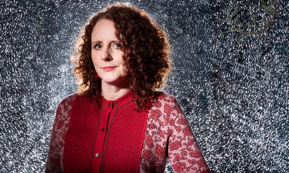 Maggie O'Farrell: 'I'm a very restless person'