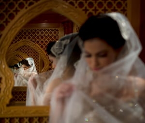 Omani bride.