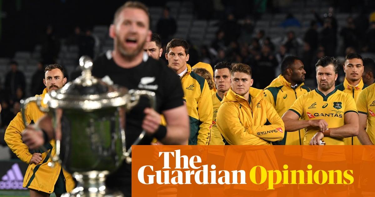 Bledisloe Cup boycott is a big threat but Australia cannot have it both ways   Bret Harris