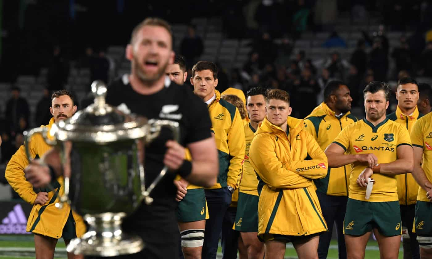 Wallabies lack wet weather strategy to upset All Blacks