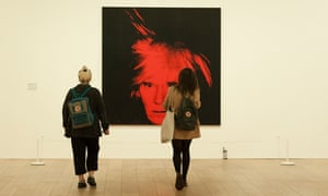 Andy Warhol at the Whitworth Art Gallery