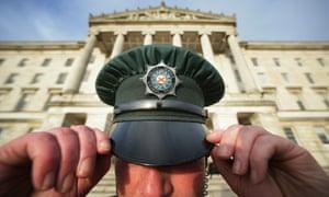 A PSNI officer