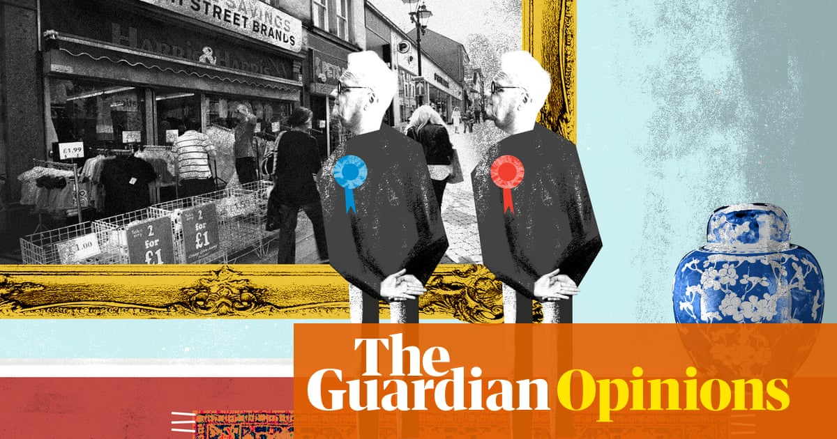 Johnson thinks a culture war will win crucial working-class votes. Hes wrong | Lynsey Hanley