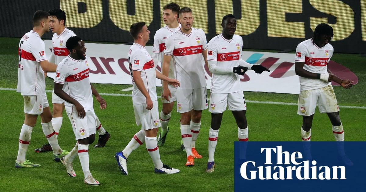 European roundup: Stuttgart thrash Dortmund as Leipzig beat Bremen