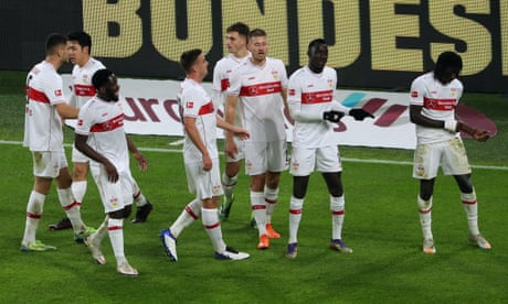 European roundup: Stuttgart thrash Dortmund as Union Berlin hold Bayern