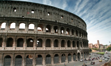 Rome if you want to: university offers free virtual tour of ancient city
