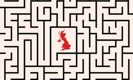 'A dizzying maze': how the UK immigration system is geared to reject