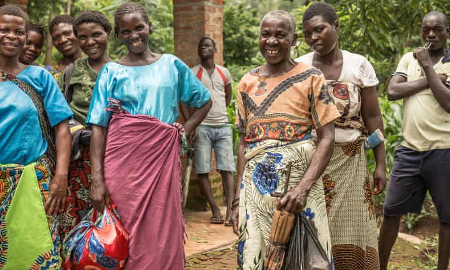 Women in particular have been empowered by Fairtrade at the tea estate in Malawi.