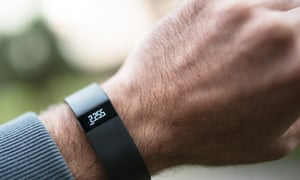Unfit? Doubts have been raised on the effectiveness of fitness trackers.