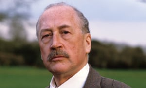 Bernard Hepton in ITV's The Woman in Black.