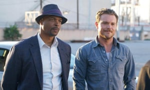Lethal weapons: Damon Wayans and Clayne Crawford in the roles made famous by Danny Glover and Mel Gibson.