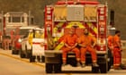 US wildfires: at least 20 dead as California governor signs bill addressing incarcerated firefighters – live thumbnail