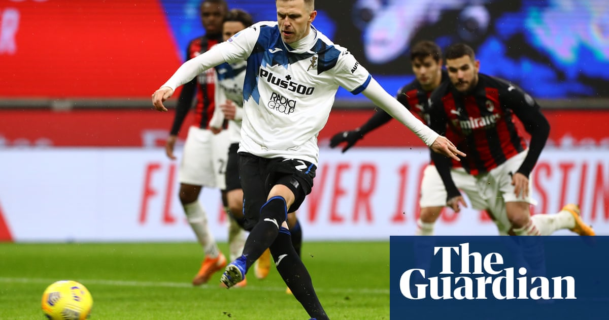 Ilicic puts Atalanta in title race and leaves winter champions Milan cold | Nicky Bandini