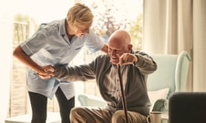 As extremely rewarding as care work is, it can be highly stressful, emotionally demanding, and physically draining.