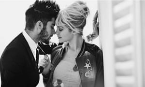 Zayn and Gigi's couples shoot for US Vogue