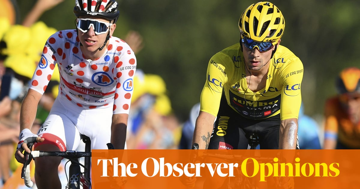 Primoz Roglic and Tadej Pogacar an odd couple leading Slovenias charge to glory | William Fotheringham