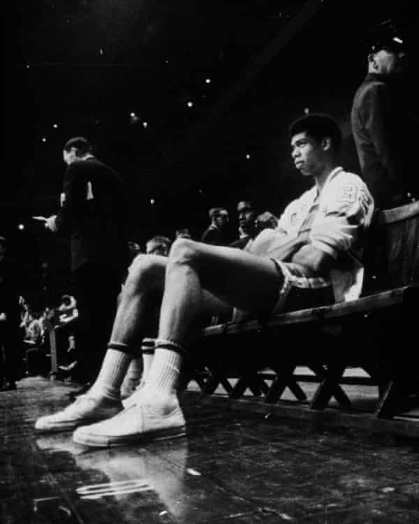 Kareem Abdul Jabbar in 1968 before his boycott of the Olympics: 'I was met with a vicious backlash criticizing my lack of gratitude'
