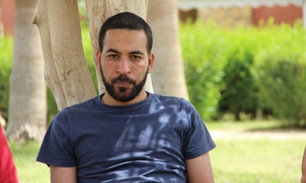 Shady Zalat, one of Mada Masr's editors, was arrested at home the day before the raid on the news website's offices.