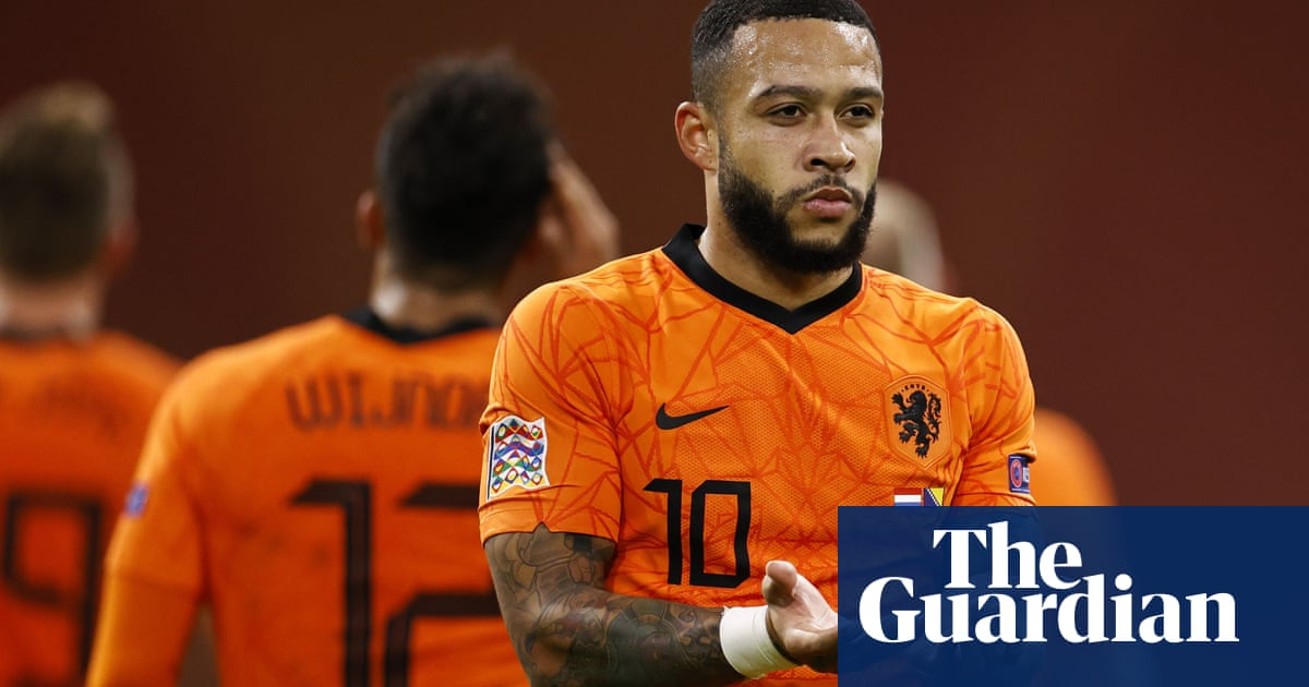 Memphis Depay: how Netherlands' troubled teen became a Dutch icon