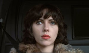 Scarlett Johansson in the 2013 adaptation of Michel Faber's Under the Skin.