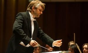 Kirill Karabits conducts the Bournemouth Symphony Orchestra.