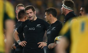 All Blacks captain Richie McCaw after the Rugby Championship decider.