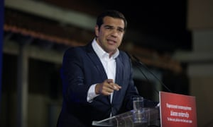 A Turkish cargo ship hit a Greek warship off Lesbos, hours after Alexis Tsipras, the prime minister, delivered a speech on the island.