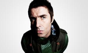 Keeping a beady eye on Brexit … Liam Gallagher.
