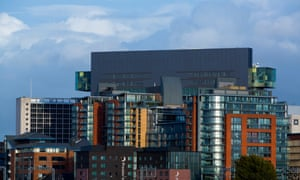 Manchester's economic performance has been strong.