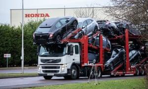 Honda's Swindon factory closure threatens 7,000 jobs – as it