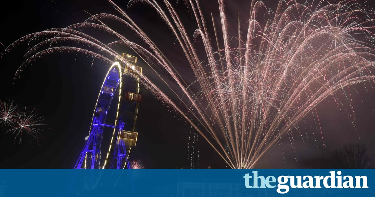 New Year S Eve 2015 Celebrations In Pictures World