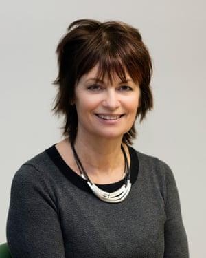 Anne Glover, Scotland's former chief scientific adviser.