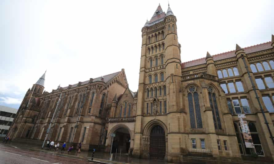 The University of Manchester.